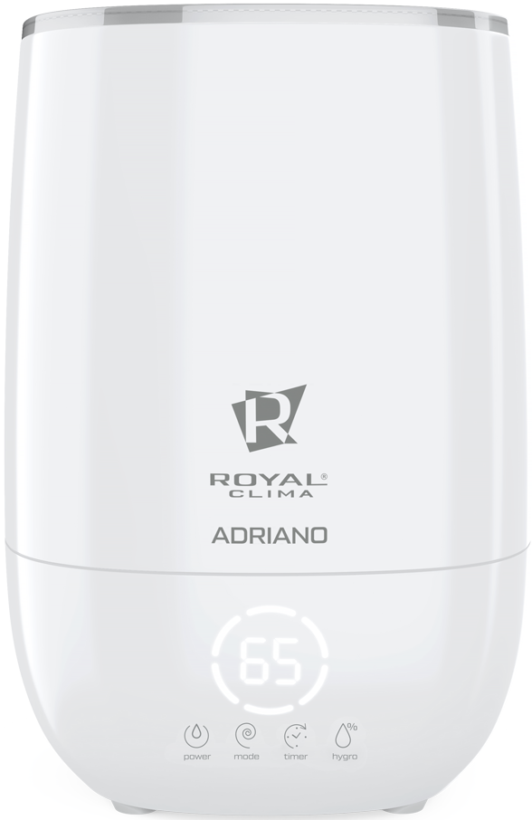 Увлажнитель воздуха Royal Clima Adriano Digital RUH-AD300/4.8E-WT