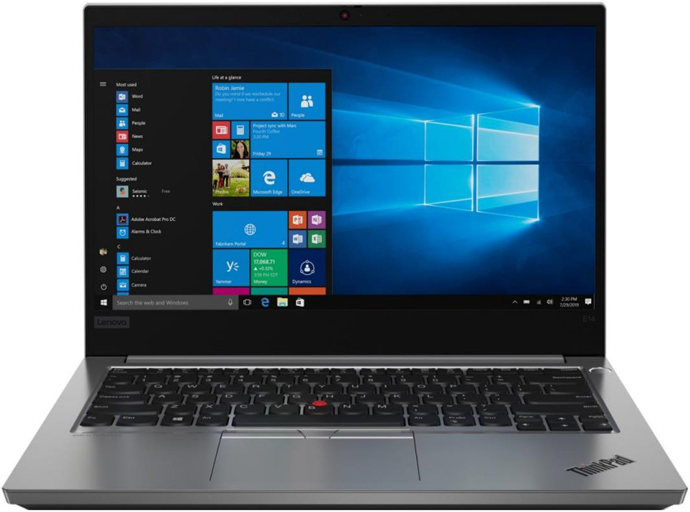 Ноутбук Lenovo ThinkPad E14 (20RA0015RT)