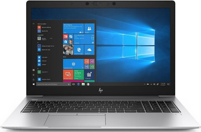 Ноутбук HP EliteBook 850 G6 (9FU01EA)