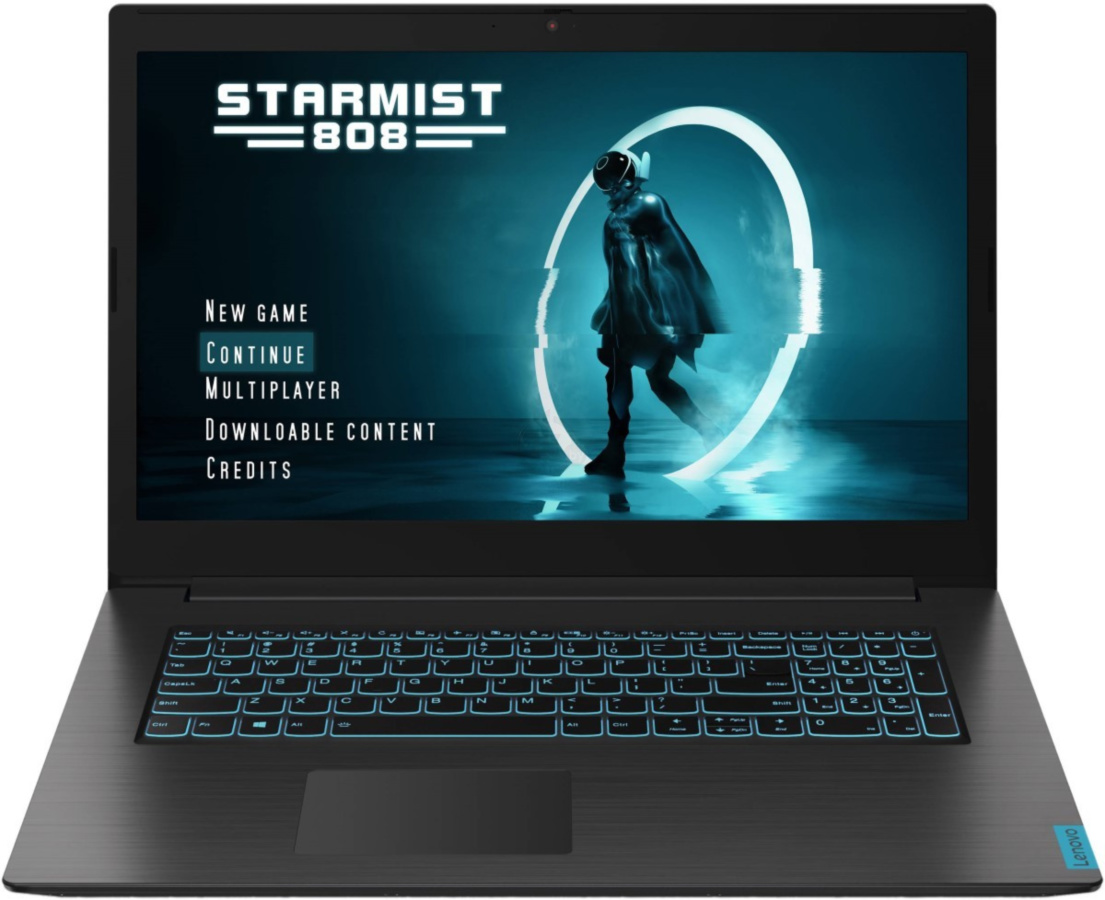 Ноутбук Lenovo IdeaPad L340-17IRH Gaming (81LL00E0RE)