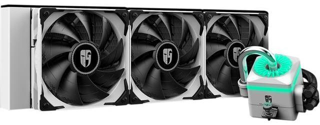 Кулер Deepcool GamerStorm Captain 360X White DP-GS-H12-CT360XR-WH
