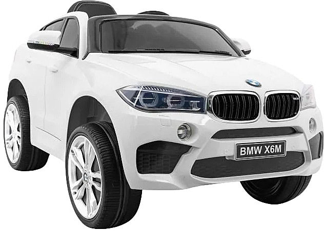 Электромобиль Toyland BMW X6M mini JJ2199 (белый)