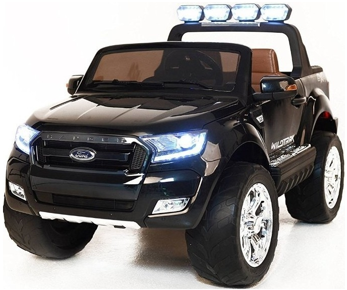 Электромобиль Toyland Ford Ranger 2017 NEW 4X4 F650 (черный)