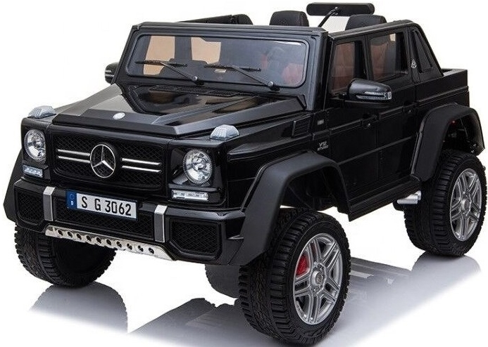 Электромобиль Toyland Mercedes-Benz Maybach AMG G650 (черный)