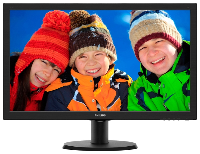 Монитор Philips 243V5LSB/00