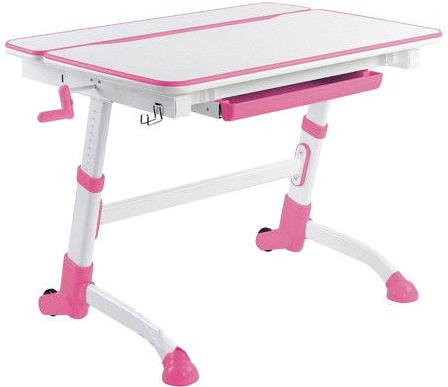 Стол-парта Fun Desk Volare Pink