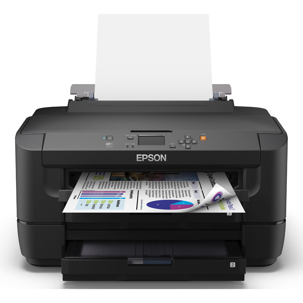 Принтер Epson WorkForce WF-7110DTW