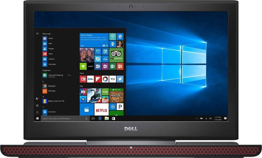 Ноутбук Dell Inspiron 15 Gaming 7567-6327