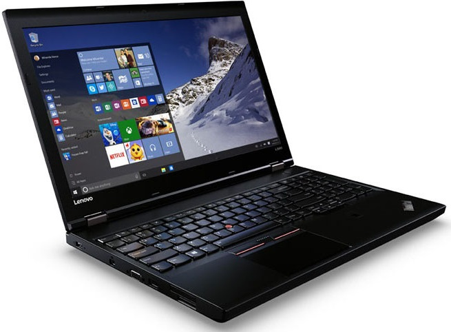 Ноутбук Lenovo ThinkPad L560 (20F1002SRT) 2