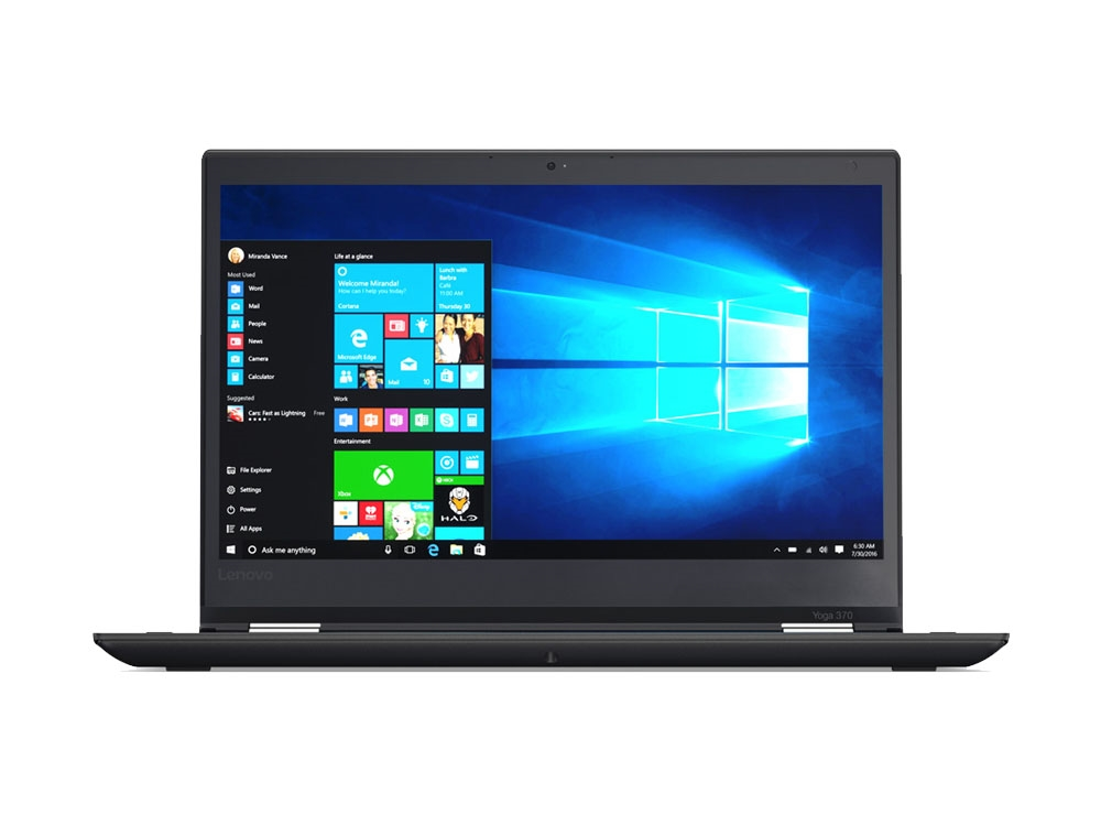 Ноутбук Lenovo ThinkPad Yoga 370 (20JH002KRT)