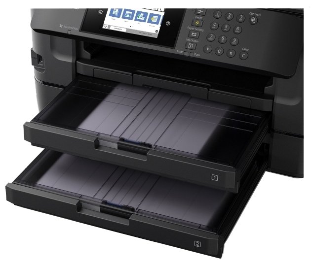 МФУ Epson WorkForce WF-7720DTWF 13