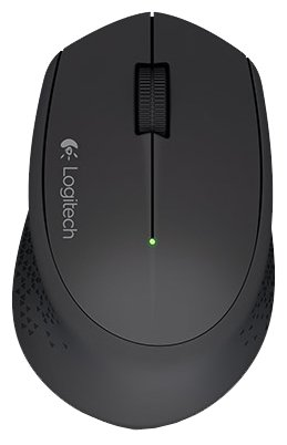 Мышь Logitech M280 Wireless Mouse Black 910-004287