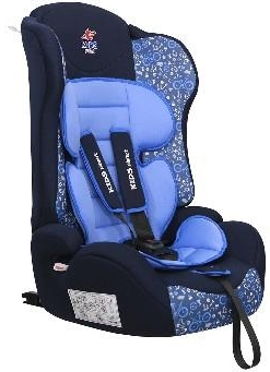 Автокресло Siger Kids Planet Sputnik Isofix KRES2554 SG517IS (синий велосипед)