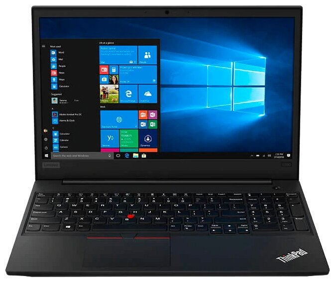 Ноутбук Lenovo ThinkPad E590 (20NB000WRT)
